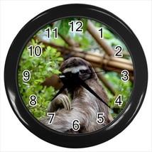 Sloth Wall Clock - $17.41