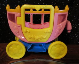 Fisher Price Little People Night Ball Lil' Kingdom Castle PINK Princess ... - $8.25