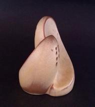 FRANKOMA Salt & Pepper Shaker LAZY BONES Mid Century DESERT SAND Pottery... - $29.92