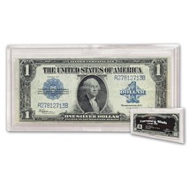 (5) BCW Deluxe Currency Slab - Large Bill -   3 1/4 X 7 1/2 - $17.86