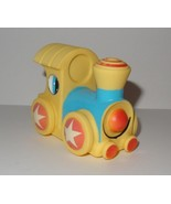 Vintage Train Engine Baby Squeaky Toy Jolly Toys Rubber - $26.30