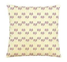 Lavender Flowers 100% Cotton Decorative Throw Pillows Cover Cushion Case - $13.59