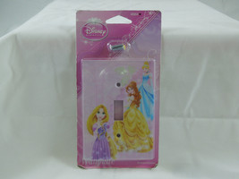 Walt Disney Princess wallplate light switch cover  - $6.79
