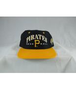 Pittsburg Pirates snap back baseball cap Signatures Series Genuine Merch... - $18.68