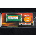 2 GB DDR3 laptop memory stick 1333 PC3 SODIMM - $8.59