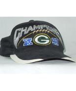 GREEN BAY PACKERS 1997 NFC championship snapback hat PROLINE - $23.33