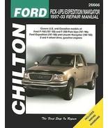 Ford Pick-Ups/Expedition/Navigator : 1997-30 Repair Manual by Eric Micha... - $21.49