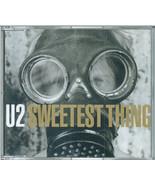 U2 - SWEETEST THING 1998 TWILIGHT LIVE 1983 AN CAT DUBH LIVE 1983 ISLAND... - $10.60