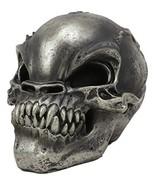 "Ebros UFO Aqua Aeon Alien Invader Skull Statue 6.5"" Long Extra Terrestri... - €21,31 EUR"