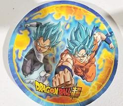 Dragon Ball Party Plates Cake Birthday Decoration Asian Birthday Boy BLu... - $14.80