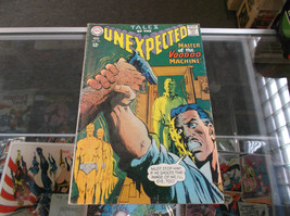 """Tales of the UNEXPECTED # 104 * Dec/Jan 1967-68 * GD/VG * """"24 Hour Nightmare!"""" - $9.00"""