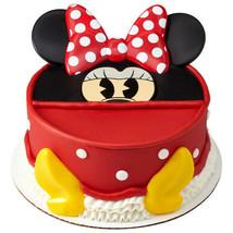 Minnie Cake Decoration Party Supplies Kit Birthday Cupcake Treats 7PCS G... - $9.85