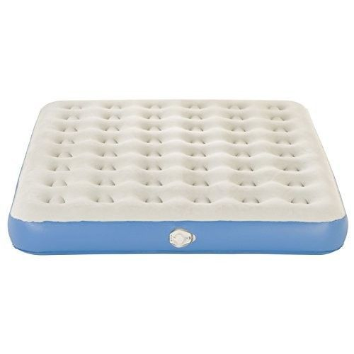 Inflatable Mattress Queen Twin Air Bed with Pump Tent Soft