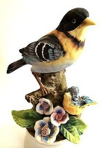 Parula Warbler Bird Figurine Angeline Original ... - $24.74