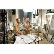 The Astronaut Farmer Billy Bob Thorton and Bruce Dren Look at Plans 8 x ... - $7.95