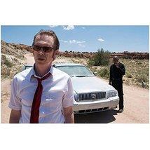Saint John of Las Vegas Steve Buscemi by Car with Romany Malco 8 x 10 In... - $7.95
