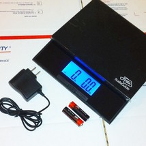 15 Lb Shipping Digital Postal Scale Postage Scales AC Adapter - $29.65
