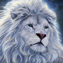 LION (4)  FULL  XSTITCH KIT - $35.00