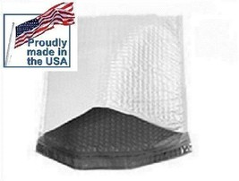 """#00 BUBBLE MAILERS POLY ENVELOPES 5"""" X 9"""" 250 Count Made In The USA - $44.50"""