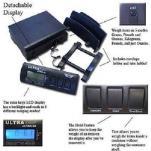 35 Lbs Ultraship Postal Scale Digital Mail w/AC Adapter - $49.49