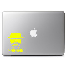 """Multiple Color Drawing Breaking Bad Decal Sticker for 13"""" 15"""" Apple Macbook - $6.20+"""