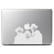 "Multiple Color Run DMC Vinyl Decal Sticker for 13"" 15"" Apple Macbook Air & Pro - $8.99+"