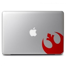 """Multiple Color Rebel Alliance Corner Symbol Decal Sticker for 13"""" 15"""" Macbook - $6.68+"""
