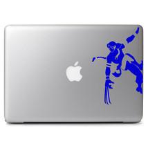 "Multiple Color Street Fighter Vega Vinyl Decal Sticker for 13"" 15"" Apple Macbook - $8.71+"