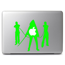 """Multiple Color Walking Dead Michonne Zombies Decal Sticker for 13"""" 15"""" Macbook - $8.23+"""