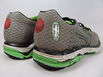 Mizuno Wave Inspire 11 Men's Running Shoes Size US 8.5 M (D) EU 41 Gray Black