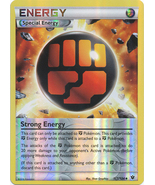 Strong Energy 115/124 Uncommon Reverse Holo Fates Collide Pokemon Card - $1.49