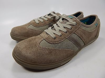Keds Sportive Suede Athletic Sneakers Women's Size US 7.5 EU 38 Brown