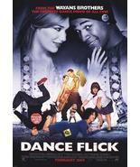 Dance Flick 27 x 40 Original Movie Poster 2009 - $12.95