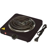 Maxam® Single Burner Hotplate - $29.95