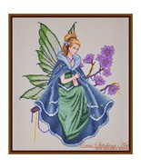 Twilight Fairy cross stitch chart Cross Stitching Art - $13.50