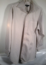 Robert Talbott Button Front Long Sleeve Shirt 16.5 - 34 Chest 52 - €41,17 EUR