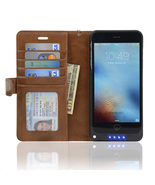 NAVOR Folio Wallet Power Battery Case 5000 mAh ... - $39.50