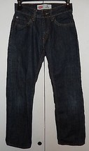 LEVI'S 505 Straight Leg Jeans Boy's Size 14 Slim (25 x 26) - $10.49