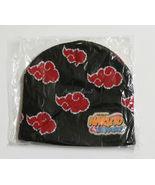 Authentic Naruto Shippuden: Akatsuki Clouds Knit Winter Beanie *New Sealed* - $23.99