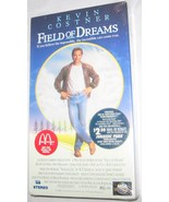 Field of Dreams VHS Kevin Costner McDonalds Not For Resale Sticker Free ... - $11.14