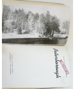 Peterborough New Hampshire vintage town view book 1960 200 Anniv history - $9.00