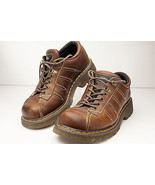 Dr Martens 10 Brown Men's Shoes 9764 - $59.00