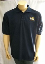 3347bb9f NIKE Dri-Fit Pace University ATHLETICS NCAA Golf Polo Shirt Navy Blue Me..  Add to cart · View similar items