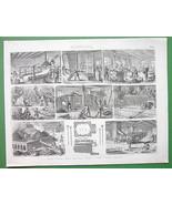 MINING Coke Production Kilns Ovens Furnaces - O... - $11.78