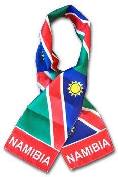 Namibia flag scarf 10512