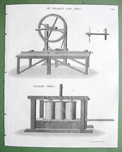 1816 TECHNOLOGY Print - Sawing & Sugar Cane Mills - $14.36