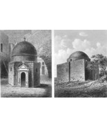 JERUSALEM Tombs of S. Sabas & Herod Agrippa - 1... - $33.66