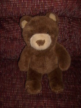 Build a Bear Dark Brown Bear EUC - $38.99