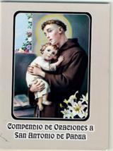 Compendio de Oraciones a San Antonio de Padua - L20.0019