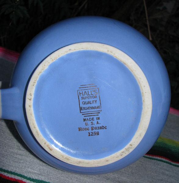 Vintage Hallu0027s Kitchenware ...